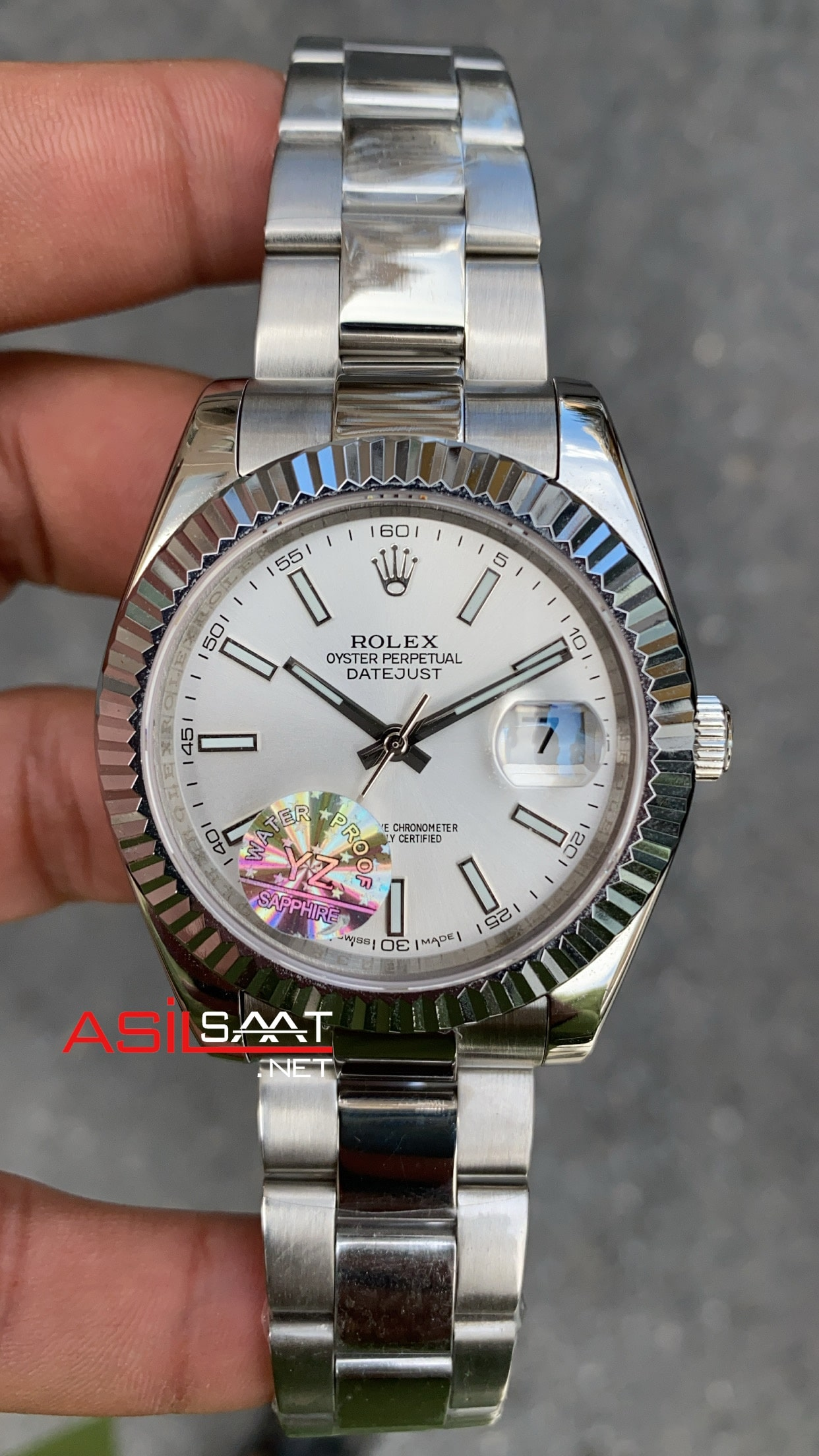 Rolex Datejust Oyster 126334 Dial White ROLDJ034
