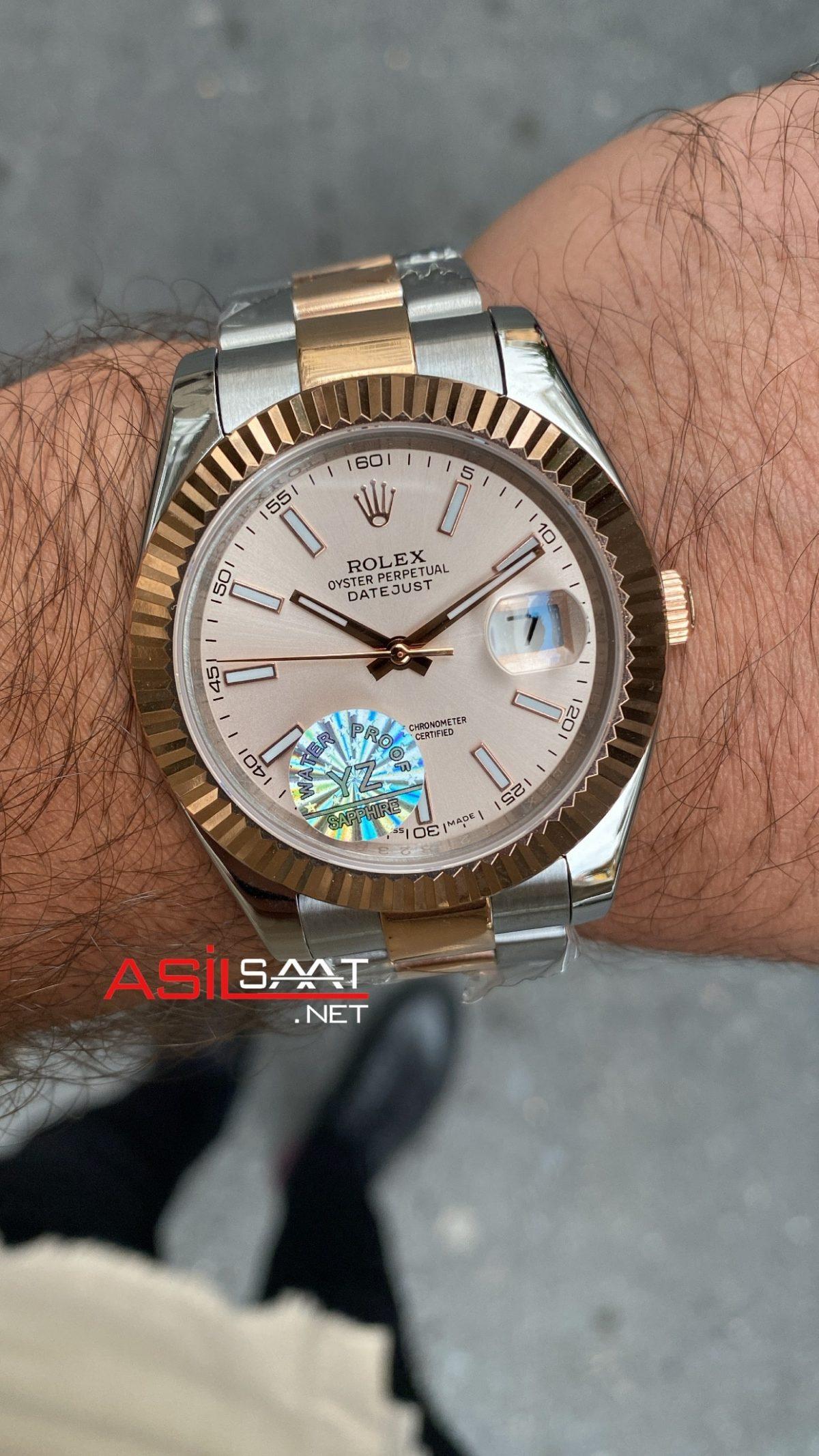 Rolex Datejust Pink 126331 ROLDJ030