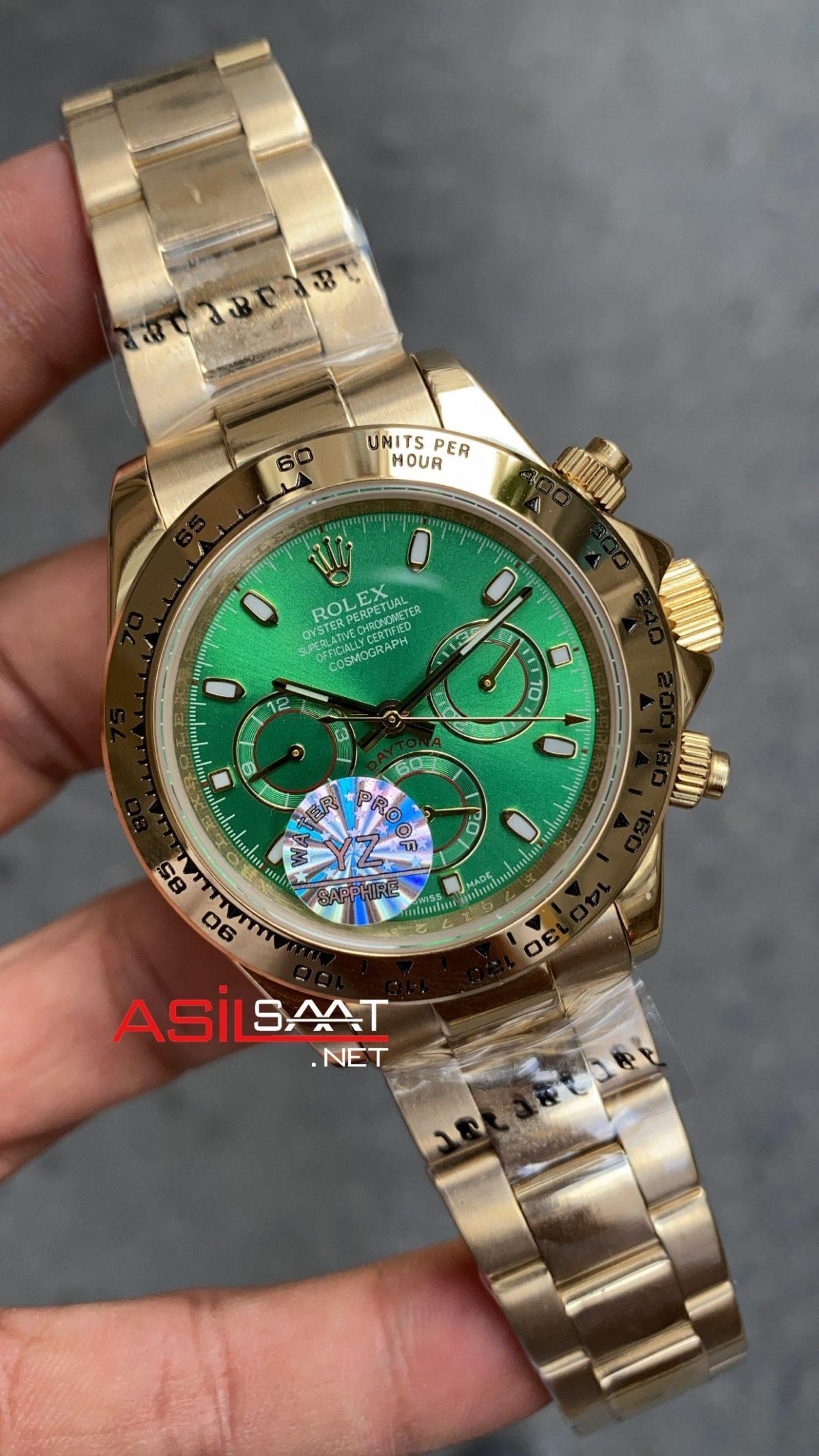 Rolex Daytona Green Dial ROLDA021