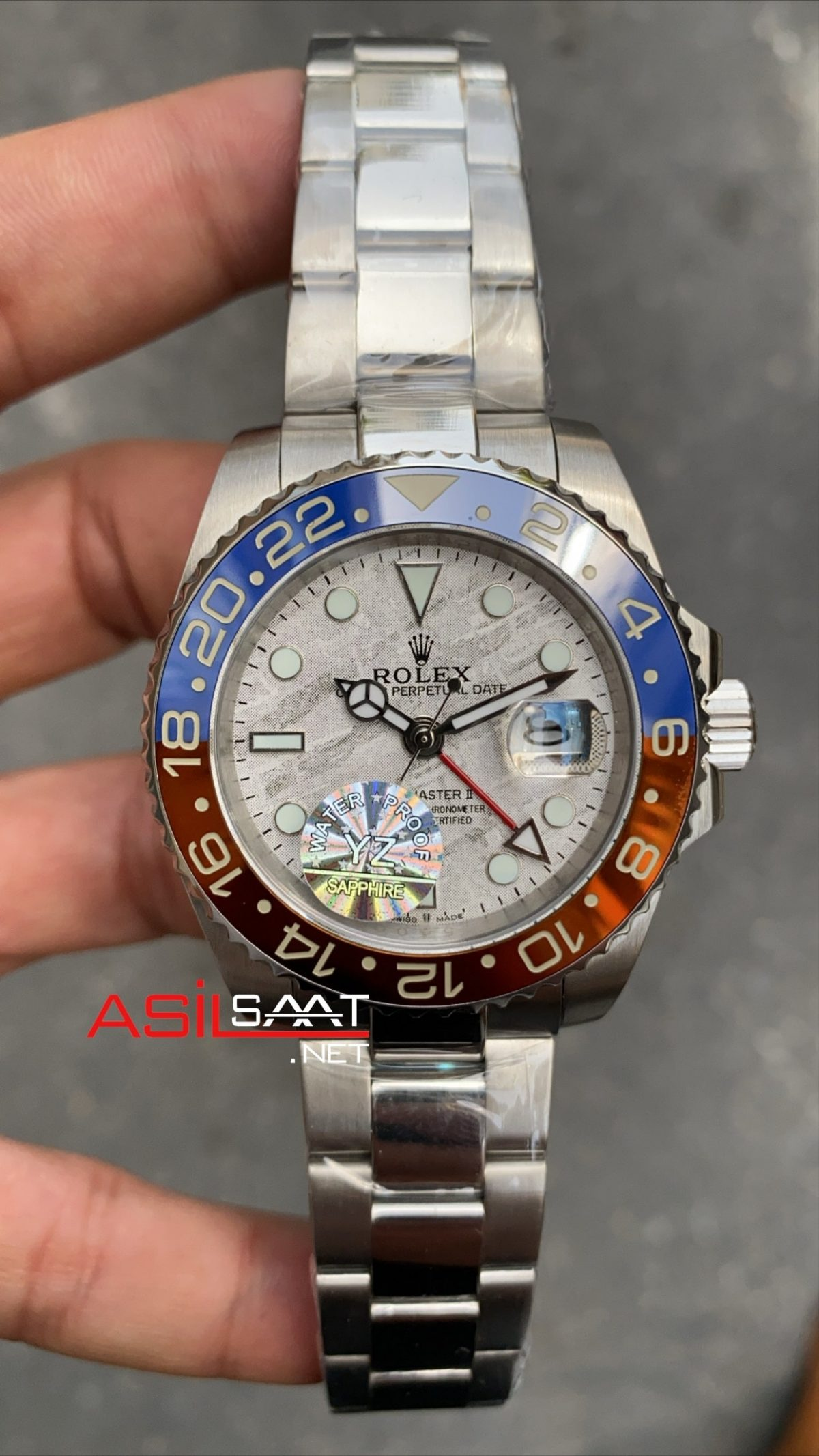 Rolex Gmt Master 2 Meteor 126719 ROLG012