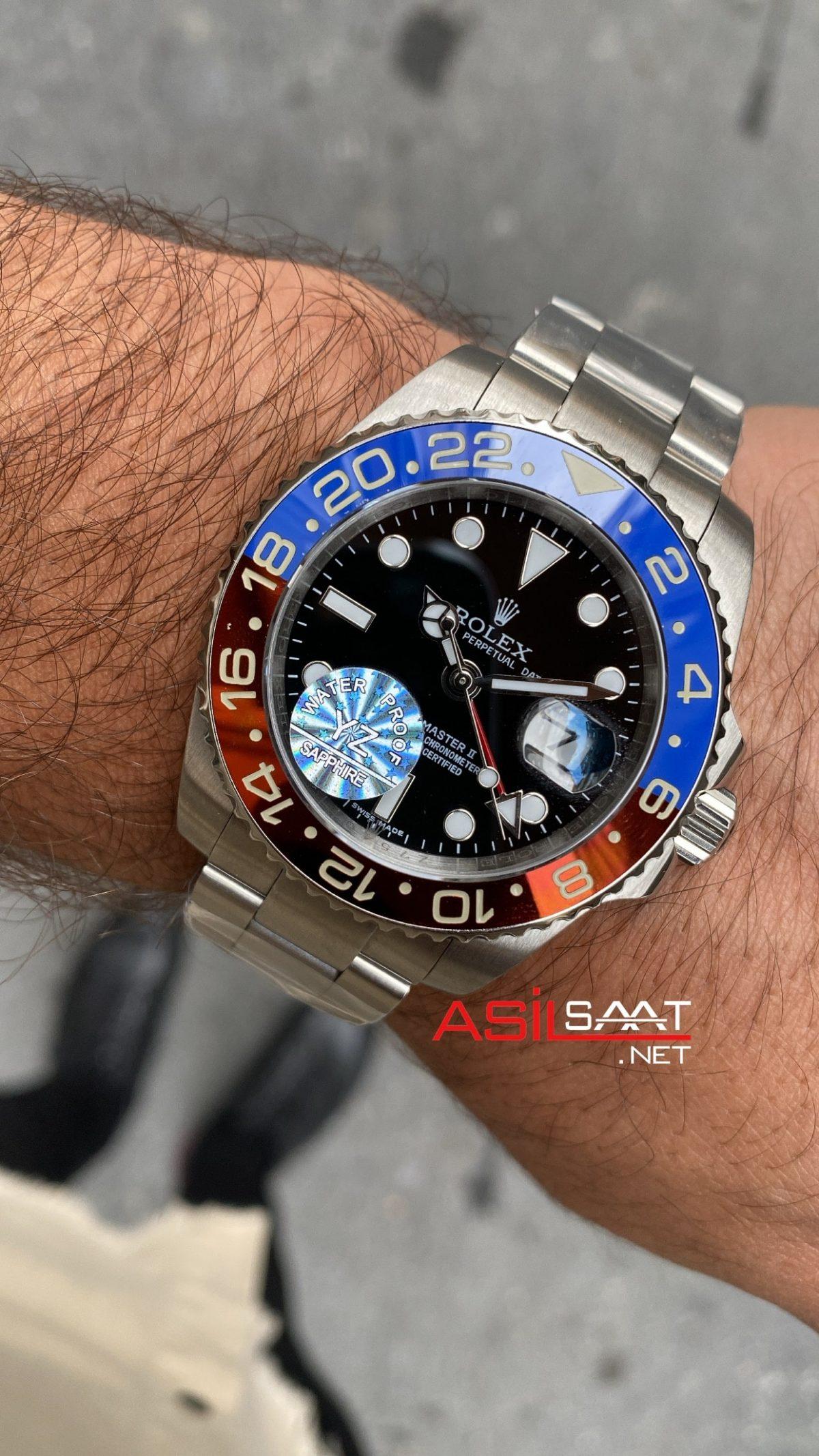 Rolex Gmt Master 2 Pepsi 126710 BLRO ROLG011