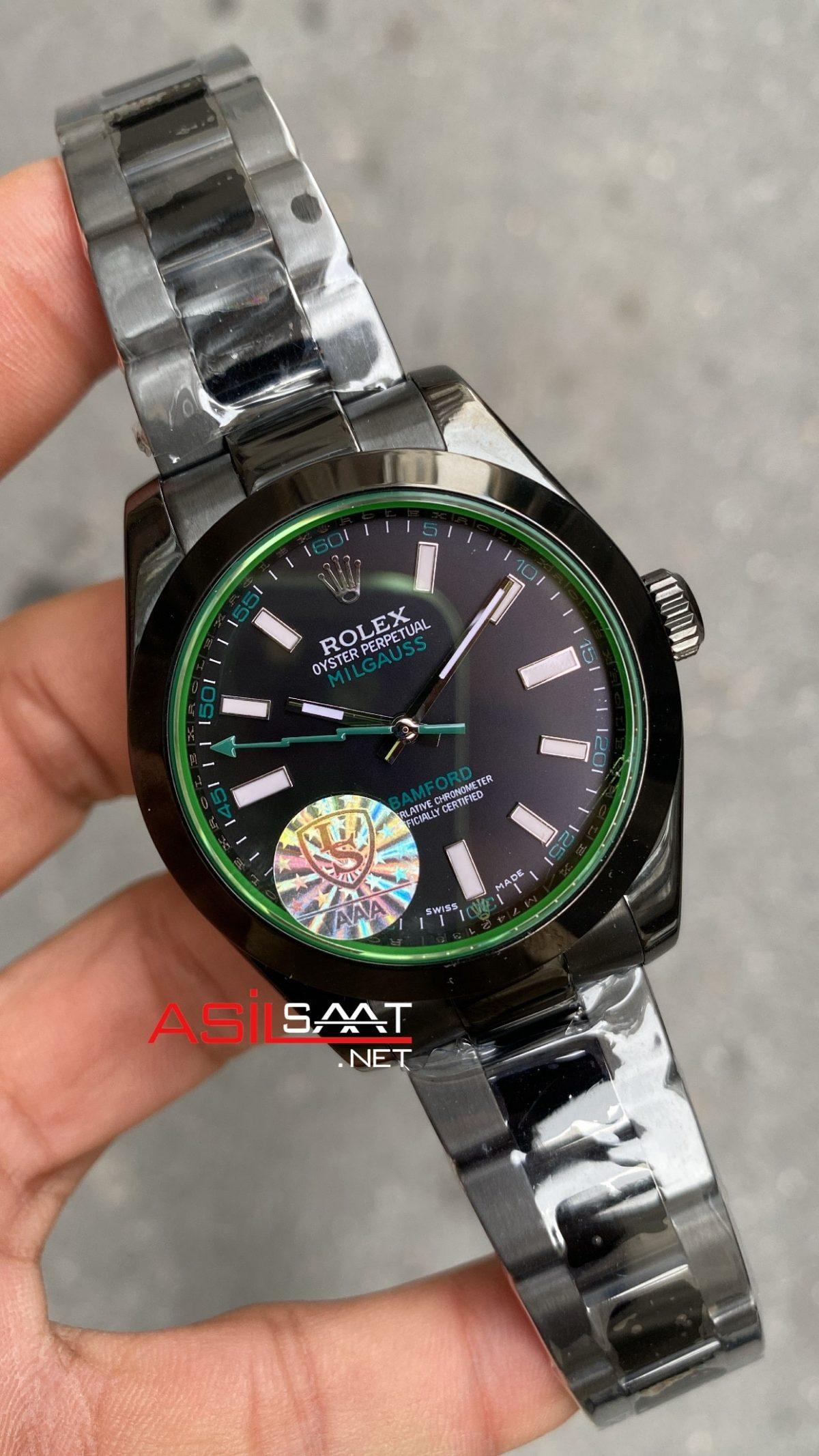 Rolex Milgauss Bolt Titan 116400 ROLMI003