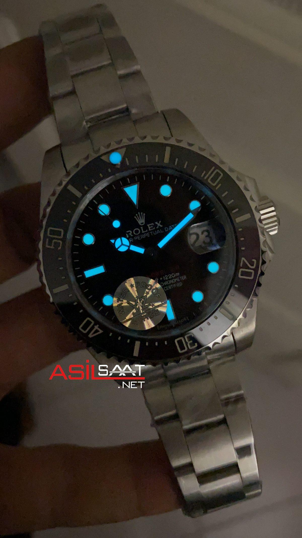 Rolex Sea Dweller Acciaio 43 mm 126600 ROLSD001