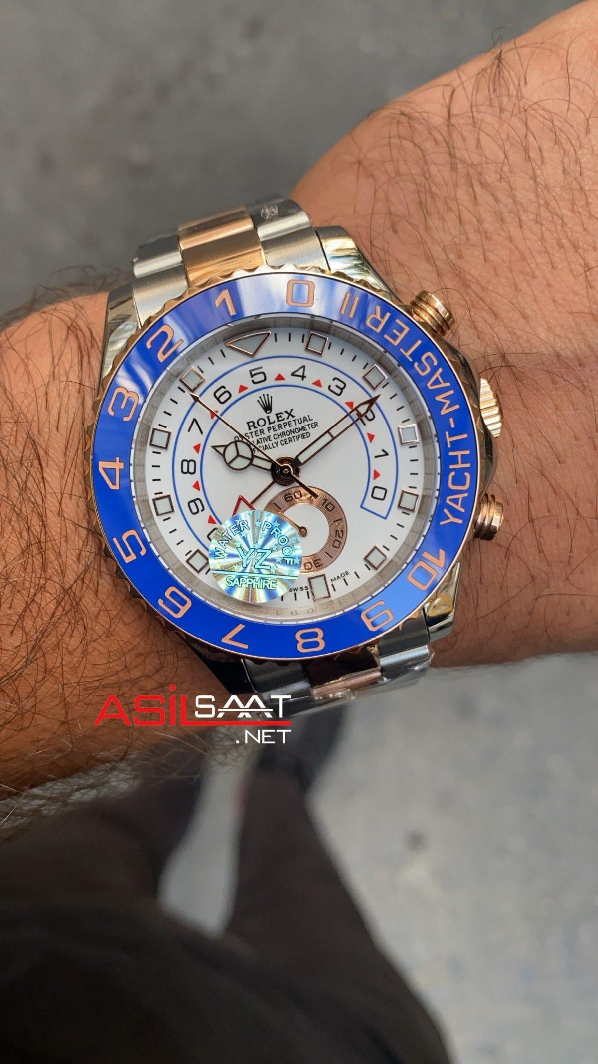 Rolex Yacht Master 2 Everose Gold 116681 ROLYM003