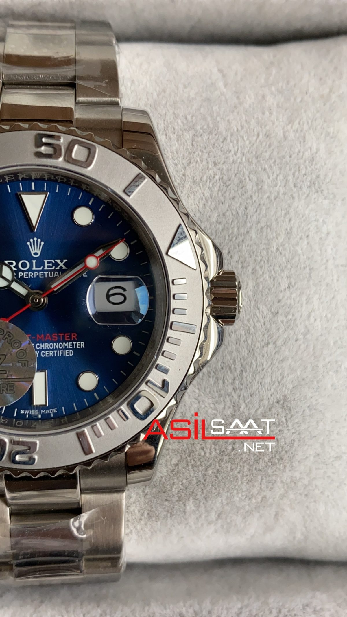 Rolex Yacht Master Blue 116622 ROLYAC002