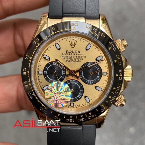 Rolex Cosmograph Daytona 116518 Champagne Dial ROLDA026
