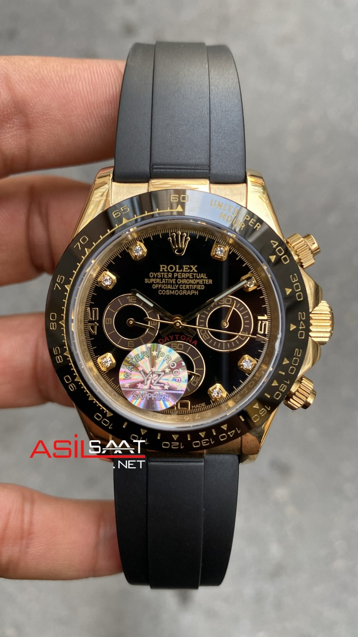 Rolex Daytona 16523 Diamond Dial ROLDA028